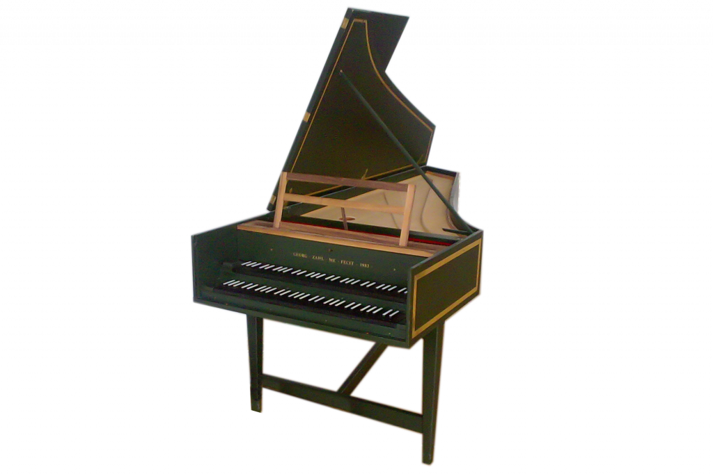 Orgelbau Kaps Leihinstrumente Cembalo