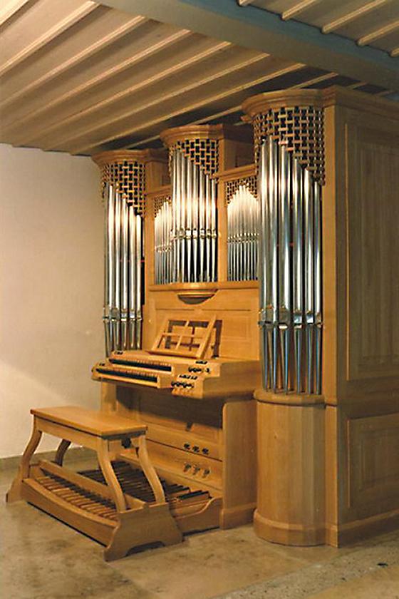 Orgelbau Kaps, Neubauten, Caritas Alenheim, Kraillling