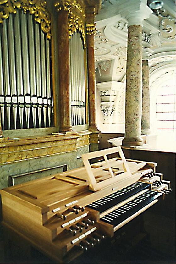 Orgelbau Kaps, Neubauten, Hl. Blut, Erding