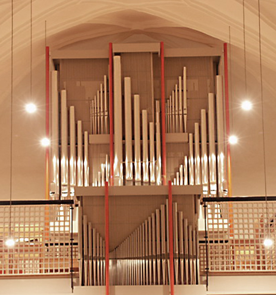 Orgelbau Kaps, Neubauten, St. Nikolaus, Mitterndorf