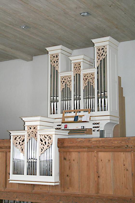 Orgelbau Kaps, Neubauten, Frauenkirche, Gauting