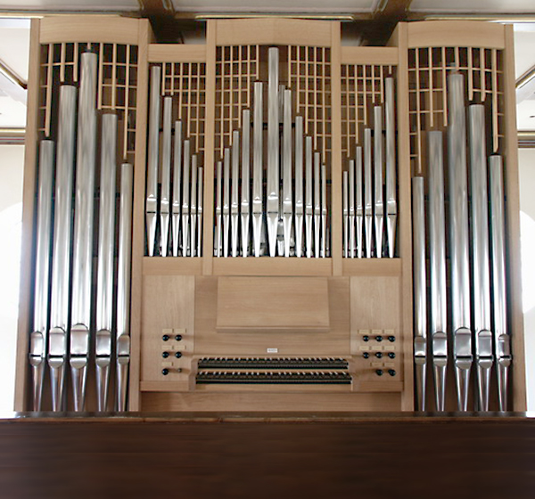 Orgelbau Kaps, Neubauten, St. Margaret, Malching