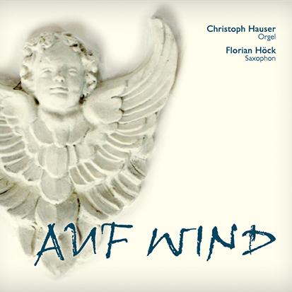 Orgelbau Kaps - CD Auf Wind