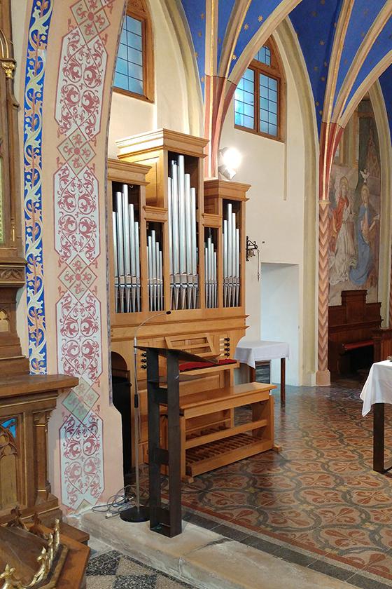 Orgelbau Kaps, Neubauten, Germering