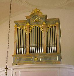 Orgelbau Kaps, Restaurierung, Öberau