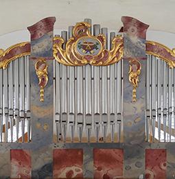 Orgelbau Kaps, Neubauten, Egenhofen